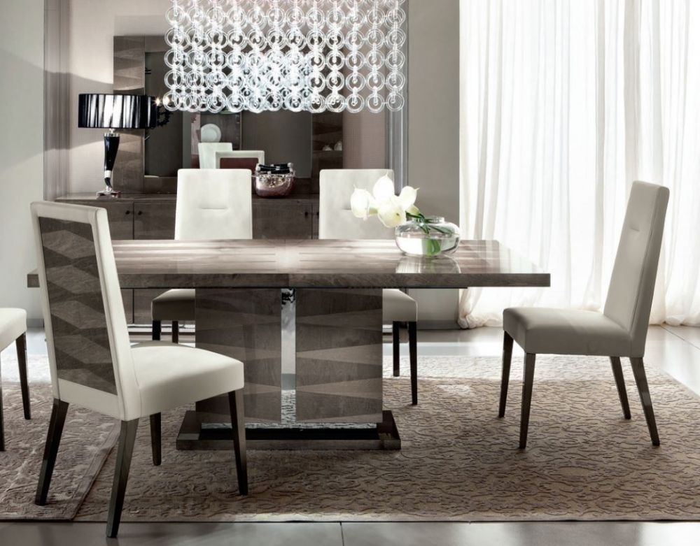 Alf Monaco Extending Dining Table 160/210 | Michael O'connor Furniture Within Monaco Dining Tables (Image 2 of 25)