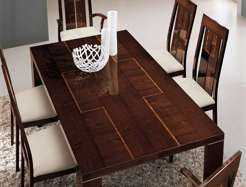 Alf Pisa Dining Table Inside Pisa Dining Tables (Image 1 of 25)