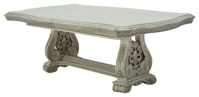 Alico Michael Amini Villa Di Como Rectangular Dining Table Within Como Dining Tables (View 10 of 25)