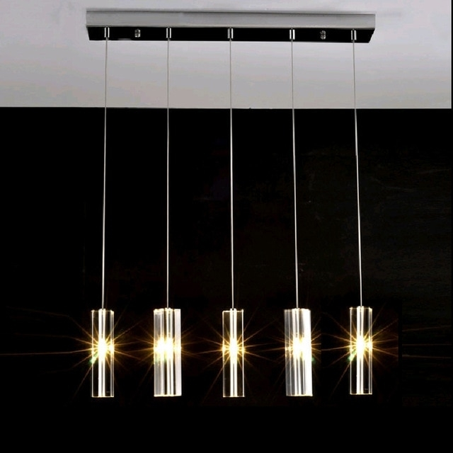 Aliexpress : Buy Hanging Dining Room Lamp Led Pendant Lights With Led Dining Tables Lights (Image 3 of 25)