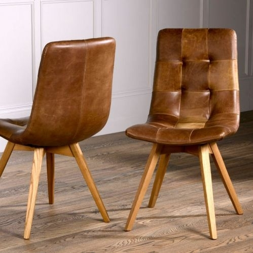 Allegro Dining Chair Within Brown Leather Dining Chairs (View 11 of 25)