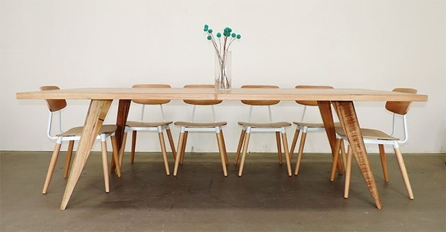 Alluring Scandi Dining Table Beautiful Home Decoration Ideas With Danish Style Dining Tables (View 10 of 25)