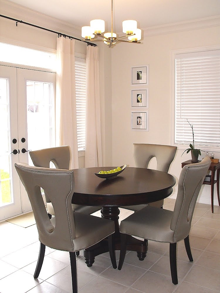 Am Dolce Vita: The Reveal – Kitchen Dining Set Pertaining To Kitchen Dining Sets (View 17 of 25)