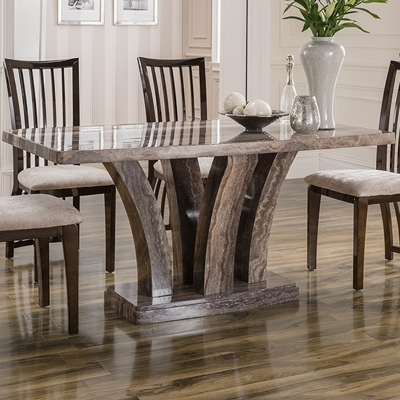 Amari Marble 180Cm Dining Table – Robson Furniture With 180Cm Dining Tables (Image 2 of 25)