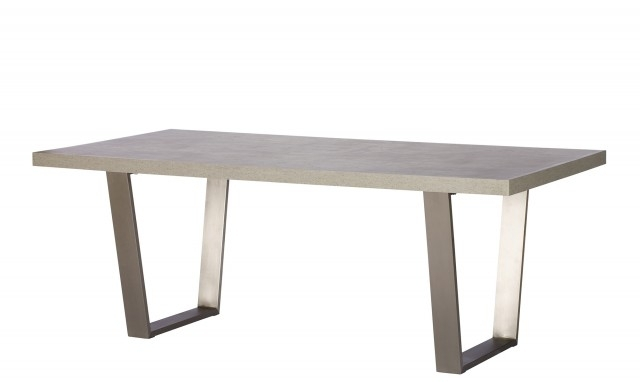 Amarna – 200Cm Contemporary Dining Tables – Fishpools With Caden Rectangle Dining Tables (View 25 of 25)