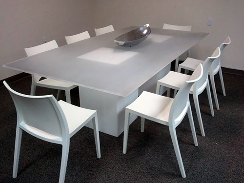 Amazing Acrylic Dining Table Inside Round Acrylic Dining Tables (Image 6 of 25)