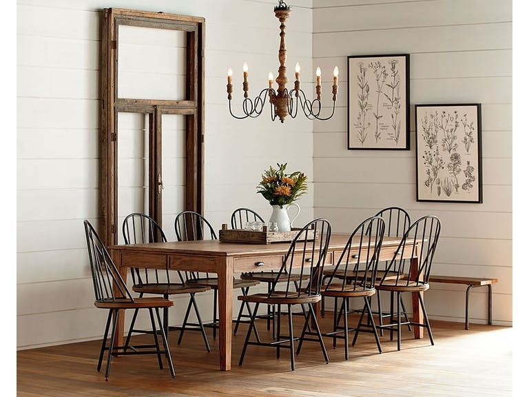 Amazing Design Joanna Gaines Dining Table Magnolia Homejoanna Pertaining To Magnolia Home English Country Oval Dining Tables (Image 1 of 25)