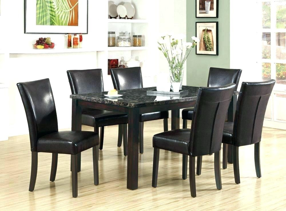 Amazing Miles Dining Table Dark Espresso Room Chairs Plan Din Round Pertaining To Caira Black Round Dining Tables (Image 3 of 25)