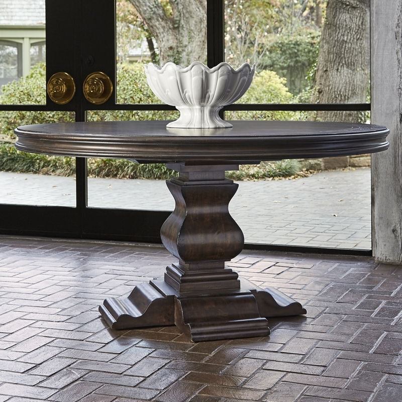 Ambella | 00270 600 060 Aspen 60 Round Dining Table | Dallas With Aspen Dining Tables (Image 8 of 25)
