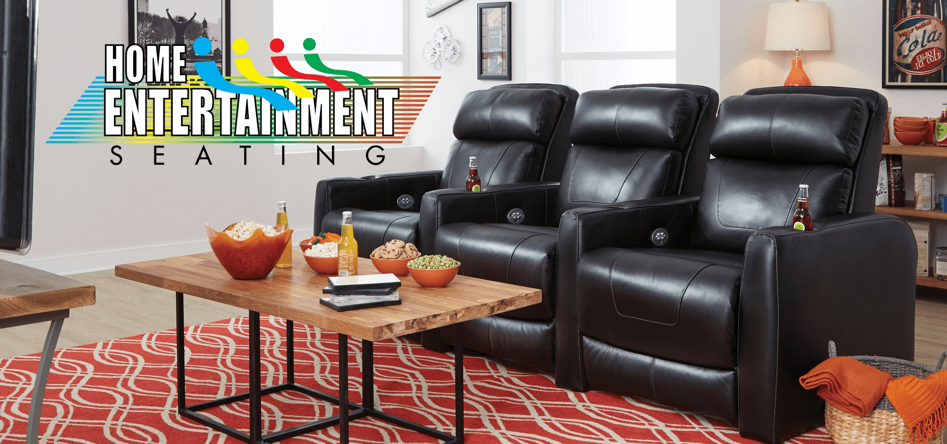American Made Motion Furniture & Reclining Living Room Sets Within Travis Cognac Leather 6 Piece Power Reclining Sectionals With Power Headrest & Usb (Image 5 of 25)