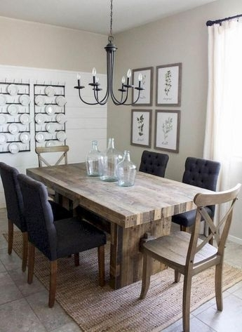 Amos 6 Piece Extension Dining Set For Amos 6 Piece Extension Dining Sets (Image 6 of 25)