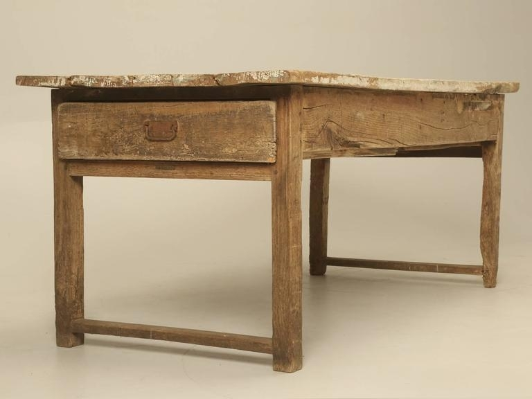 Antique Country French Farmhouse Dining Table From The 1700S At 1Stdibs Within French Farmhouse Dining Tables (Image 3 of 25)