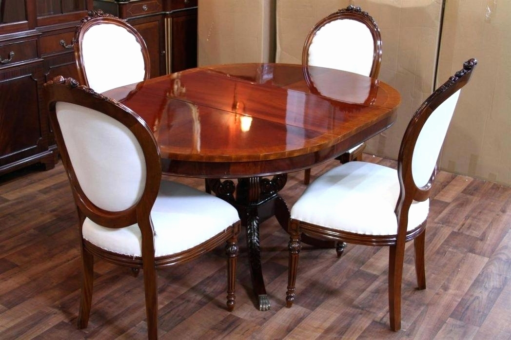 Antique Mahogany Dining Table And Chairs Beautiful American Freight Regarding Mahogany Dining Table Sets (Image 3 of 25)