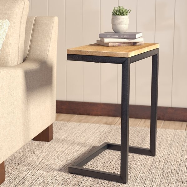 Antique Vintage End Tables | Wayfair Regarding Lindy Espresso Rectangle Dining Tables (View 24 of 25)