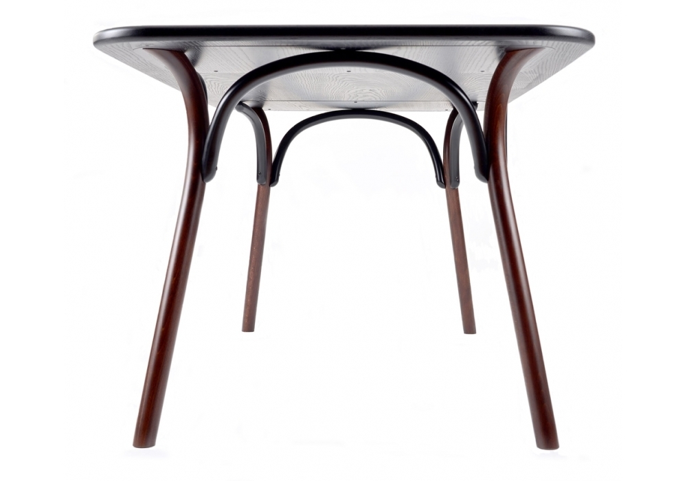 Arch Dining Table Gebrüder Thonet Vienna – Milia Shop For Vienna Dining Tables (Image 2 of 25)