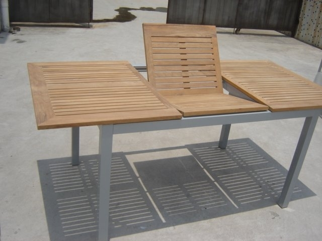 Archive With Tag: Extendable Outdoor Dining Table For Outdoor Extendable Dining Tables (Image 4 of 25)