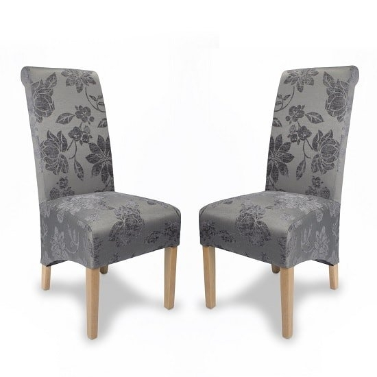 Featured Image of Fabric Dining Chairs