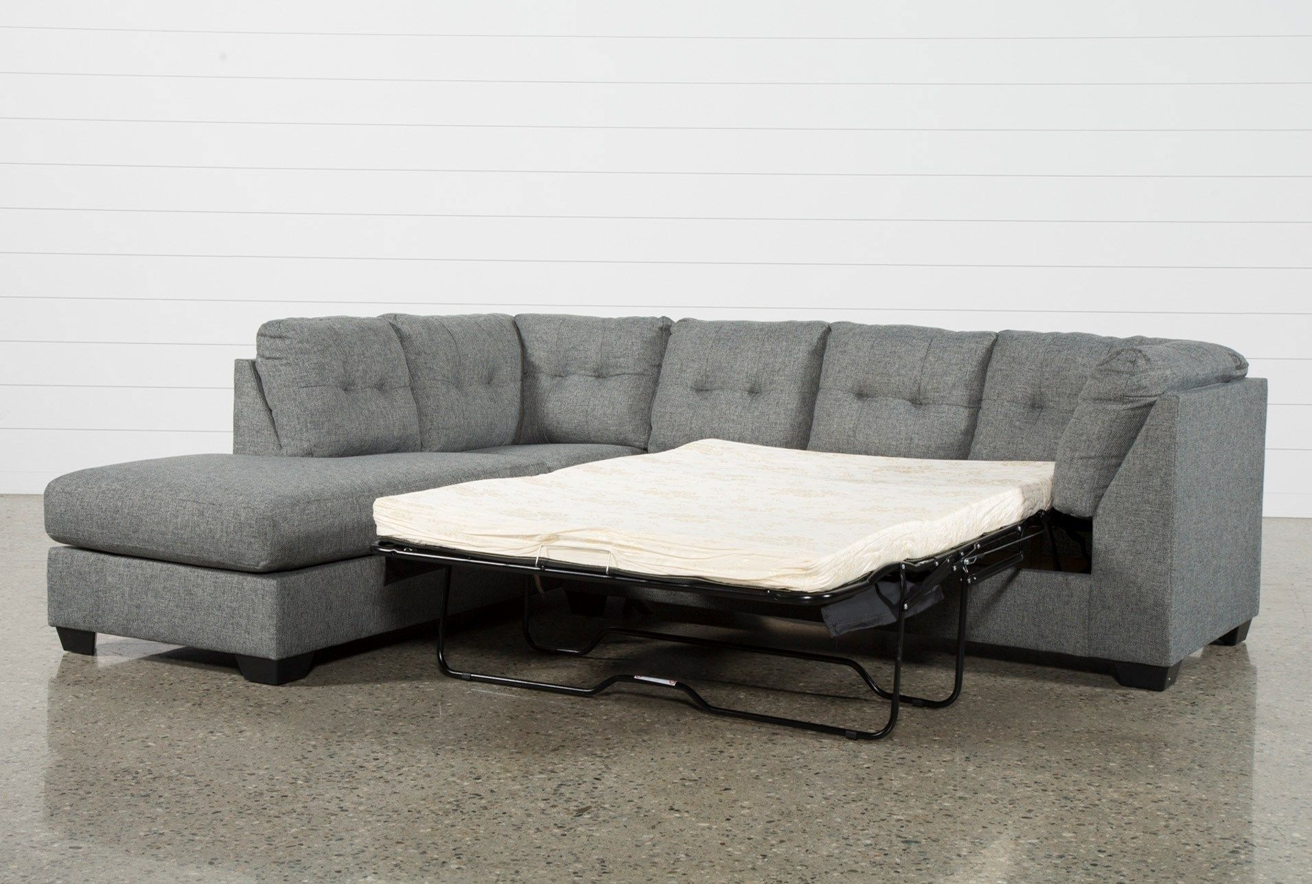 Featured Image of Arrowmask 2 Piece Sectionals With Sleeper & Left Facing Chaise