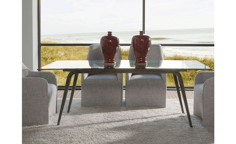 Artistica Home Mitchum Rectangular Dining Table In St (Image 2 of 25)