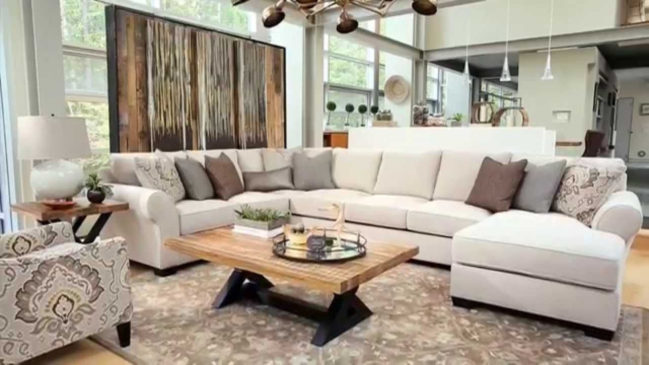 Ashley Furniture Homestore – Wilcot Sectional Sofa | Ideas For The Pertaining To Clyde Saddle 3 Piece Power Reclining Sectionals With Power Headrest & Usb (Image 4 of 25)