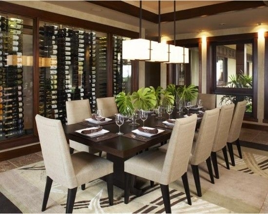 Asian Dining Room Modern Interior Door Design, Pictures, Remodel With Asian Dining Tables (View 14 of 25)