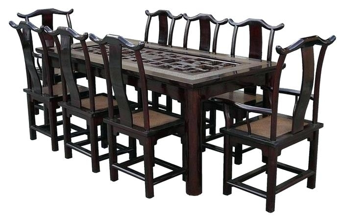 Asian Dining Table – Dictionaru With Asian Dining Tables (View 12 of 25)