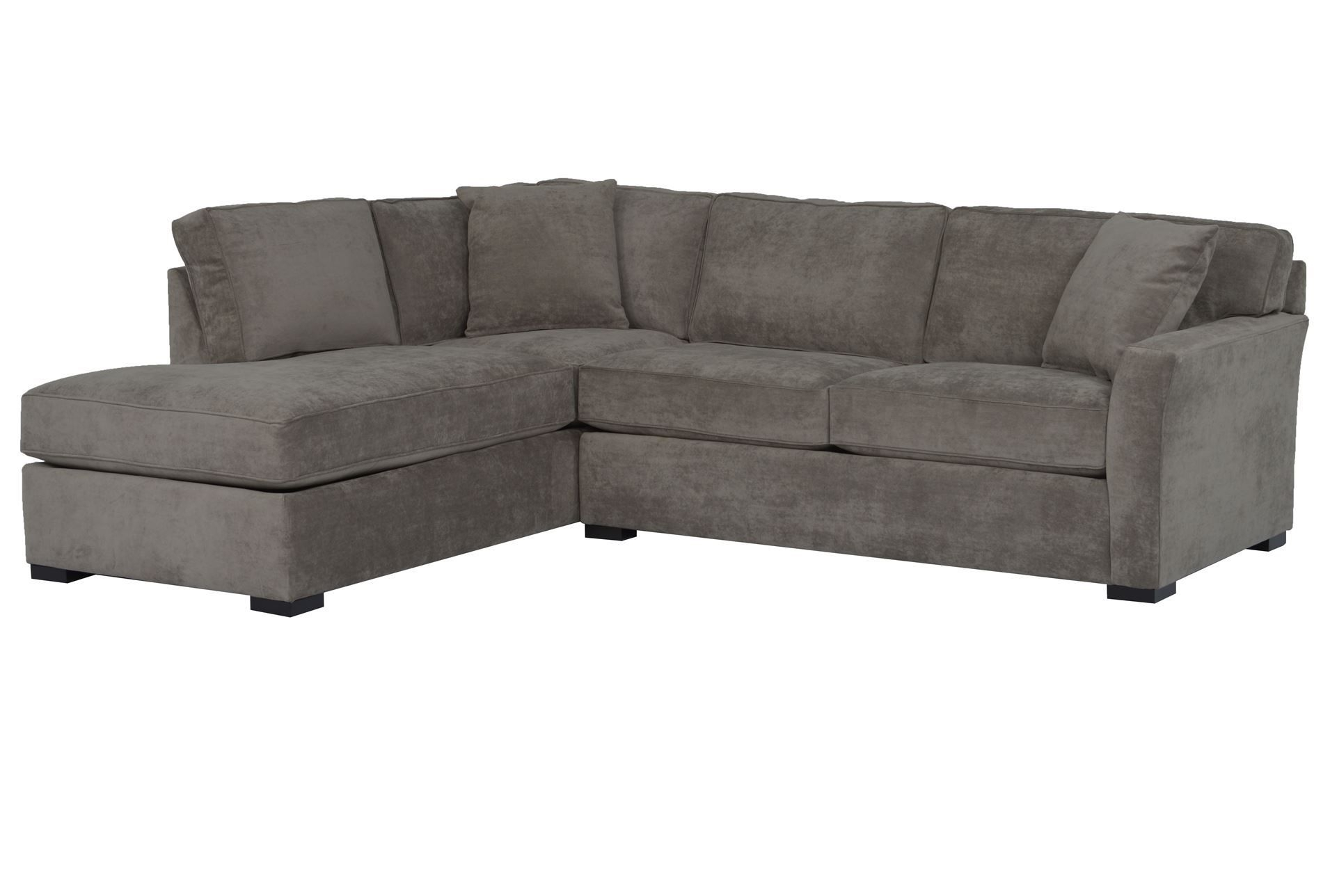 Aspen 2 Piece Sleeper Sectional W/laf Chaise | Living Room Intended For Aspen 2 Piece Sleeper Sectionals With Laf Chaise (Image 7 of 25)