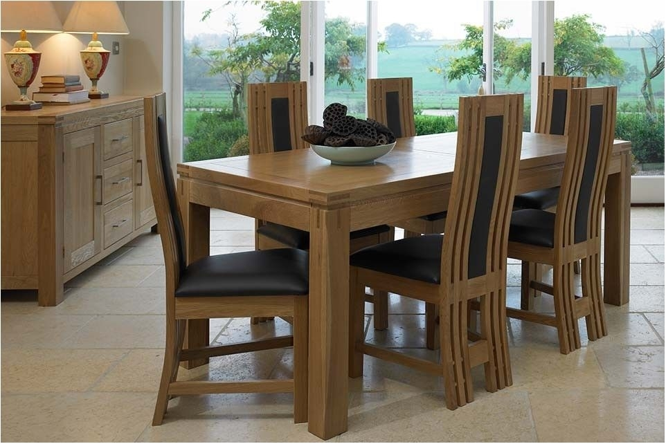 Astonishing Extending Dining Table Right To Have It In Your Dining Within Extending Dining Tables And 6 Chairs (Image 4 of 25)