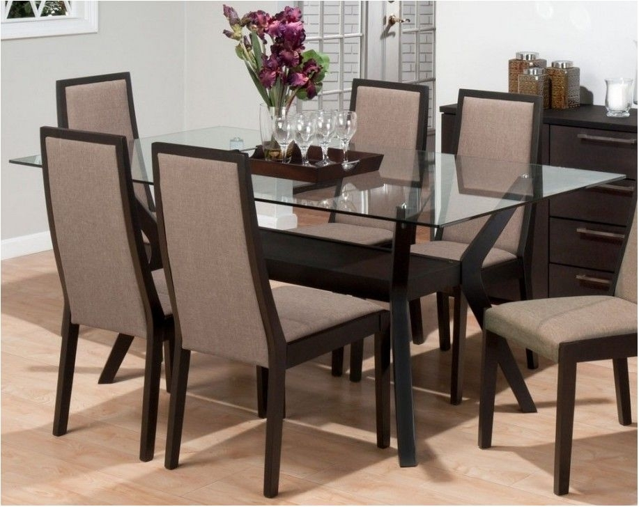 Astounding Dining Room Astounding Glass Table Sets Top With Plans 19 Within Glass Dining Tables Sets (Image 4 of 25)