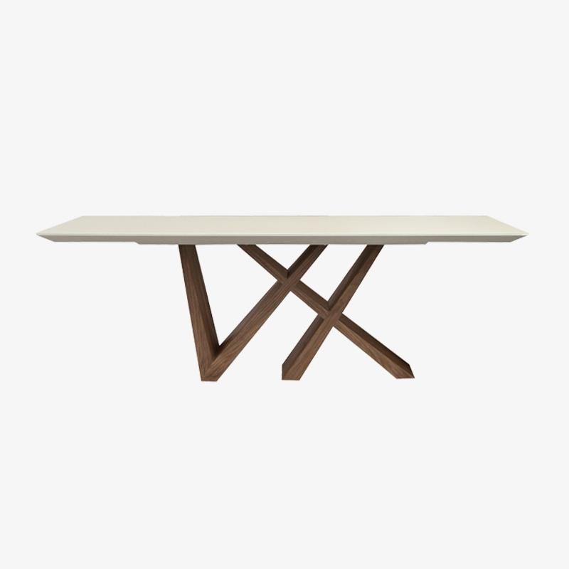 Athena Beige Dining Table | Edmonton | Mobler Furniture Pertaining To Edmonton Dining Tables (View 5 of 25)
