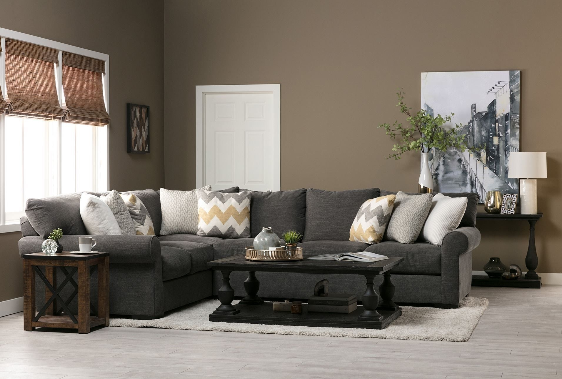 Aurora 2 Piece Sectional | Home Decor | Pinterest | Transitional Within Aurora 2 Piece Sectionals (View 2 of 25)