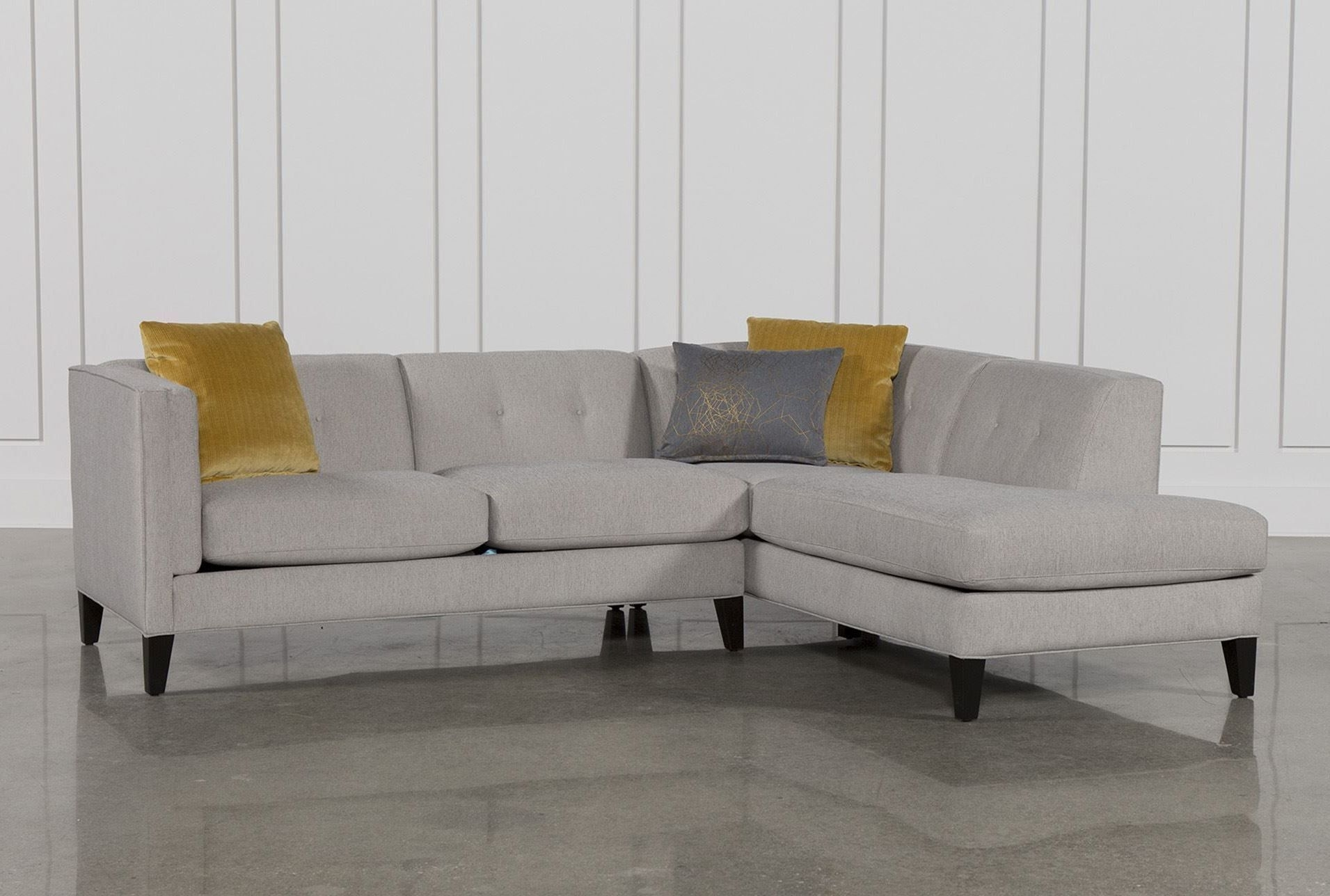 Avery 2 Piece Sectional W/raf Armless Chaise | House | Pinterest For Kerri 2 Piece Sectionals With Raf Chaise (Image 4 of 25)