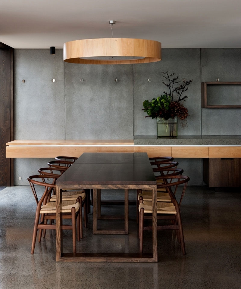 Awesome Lighting Design Idea 8 Different Style Ideas For Lighting Regarding Lights Over Dining Tables (Image 5 of 25)