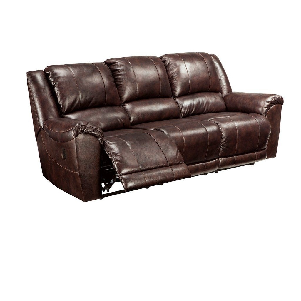 Axis Ii Leather 3 Piece Sectional Sofa Intended For Calder Grey 6 Piece Manual Reclining Sectionals (Image 2 of 25)