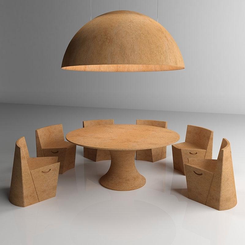 Ayers Cork – Furniture Regarding Cork Dining Tables (Image 4 of 25)