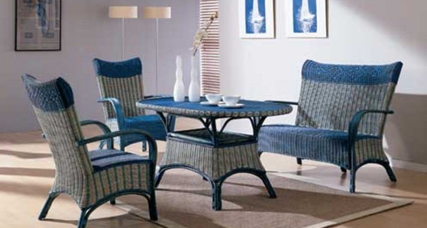 Bali Dining Furniture: Unicane Rattan Furniture Singapore For Balinese Dining Tables (Image 3 of 25)