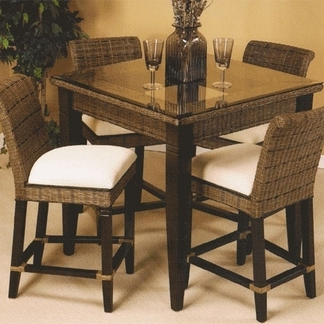 Bali Dining Room Collection Throughout Bali Dining Sets (Image 3 of 25)