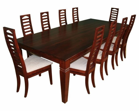 Bali Dining Table | Quality Hand Made Solid Wood Furniture With Regard To Bali Dining Tables (View 21 of 25)