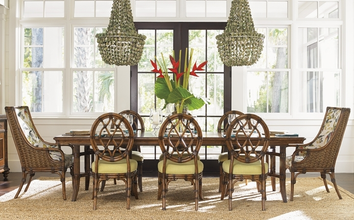 Bali Hai Furniture For Balinese Dining Tables (View 5 of 25)