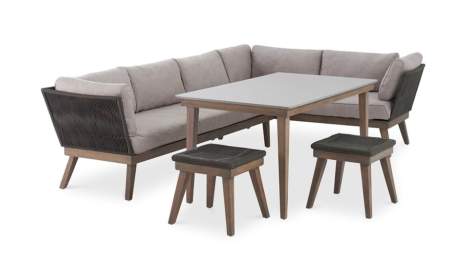 Bali Outdoor Furniture Range | Homeware Style Stories | Next Uk With Bali Dining Sets (View 10 of 25)