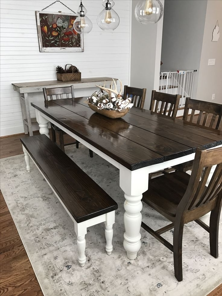 Baluster Turned Leg Table In 2018 | Decor Ideas | Pinterest | Dining Regarding Kirsten 6 Piece Dining Sets (View 10 of 25)