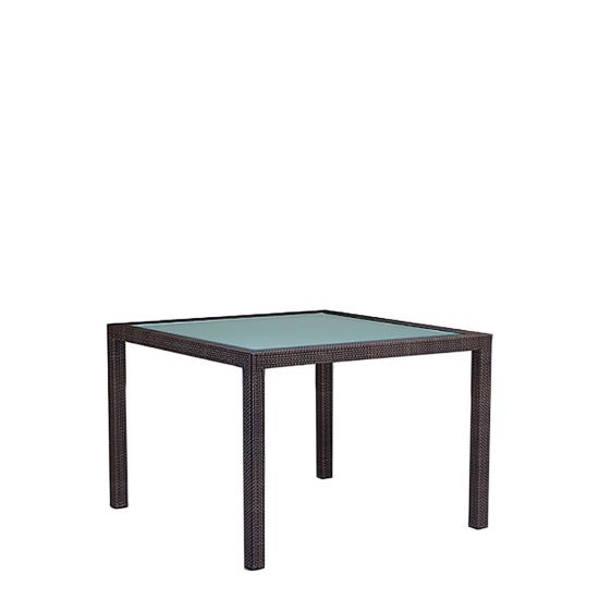 Barcelona Dining Table Square 100 – Chestnut | Janus Et Cie With Barcelona Dining Tables (Image 10 of 25)