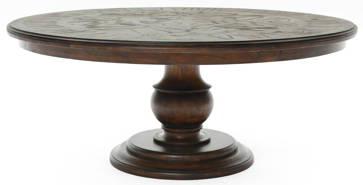 Barcelona Dining Table, Walnut | Weir's Furniture In Barcelona Dining Tables (Image 11 of 25)