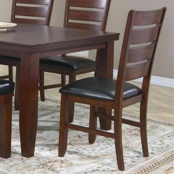 Bardstown Dining Set Dining Chair Furniture Bradford 7 Piece Dining Throughout Bradford 7 Piece Dining Sets With Bardstown Side Chairs (View 2 of 25)