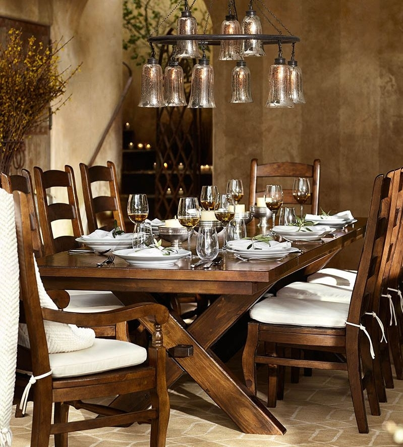 Barn Style Dining Room Table #3498 In Artisanal Dining Tables (View 10 of 25)