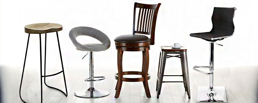 Barstools – Barstool Collection | At Home Stores | At Home With Valencia 4 Piece Counter Sets With Bench & Counterstool (Image 4 of 25)