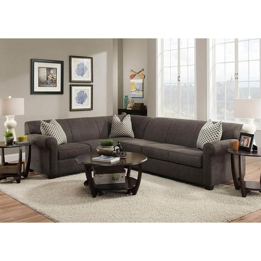 Bauhaus | Wayfair Throughout Lucy Grey 2 Piece Sectionals With Raf Chaise (Image 7 of 25)