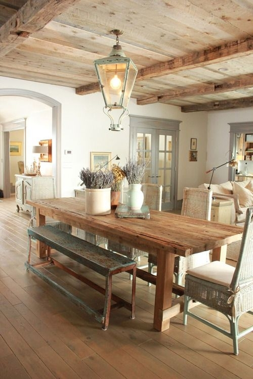 Beach Dining Table – Theradmommy In Coastal Dining Tables (Image 3 of 25)