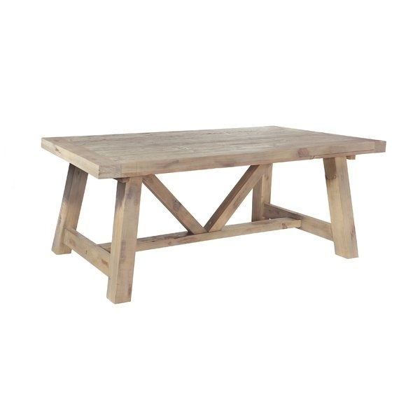 Bear Paw Dining Table | Wayfair.co (Image 6 of 25)