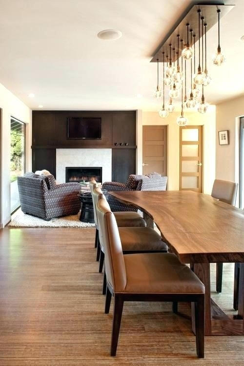 Beautiful Lighting Above Kitchen Table | Kitchen Ideas Pertaining To Lights Over Dining Tables (Image 6 of 25)